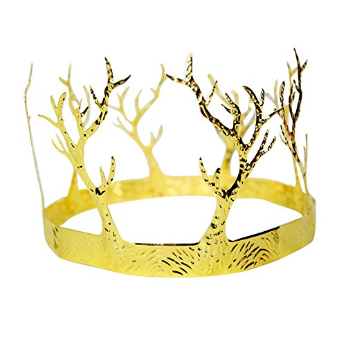 Jacobson Hat Co. Gold Branch Crown One Size -