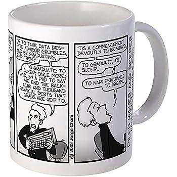 "CafePress - To Phd Or Not To Phd"" Mug - Unique Coffee Mug, Coffee Cup"