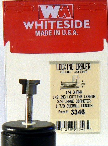 Whiteside Router Bits 3346 Diameter