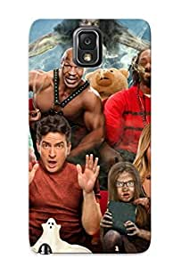 Crazinesswith Series Skin Case Cover Ikey Case For Galaxy Note 3(scary Movie)