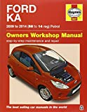 Ford KA Petrol 2008-2014 (Haynes Service and Repair Manuals) by M. R. Storey (20-Nov-2014) Paperback