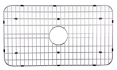 tective Grid for AB532 & AB533 Kitchen Sinks, Stainless Steel (Fireclay Sink Drainer)
