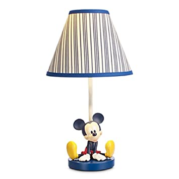 Amazon disney mickey mouse nursery lamp new in box baby disney mickey mouse nursery lamp new in box aloadofball Gallery