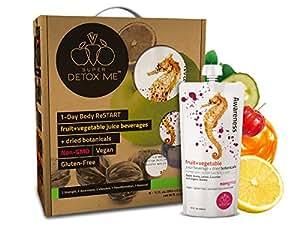 Super detox me metabolism booster 3 day juice - Super gourmet plus ...