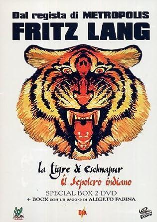 Risultati immagini per La Tigre di Eschnapur