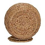 Household Essentials ML-4105 Large Round Wicker
