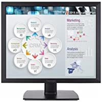 Viewsonic VA951S 19 LED LCD Monitor - 5:4 - 5 ms - 1280 x 1024 - 16.7 Million Colors - 250 Nit - 20,000,000:1 - SXGA - DVI - VGA - 20 W