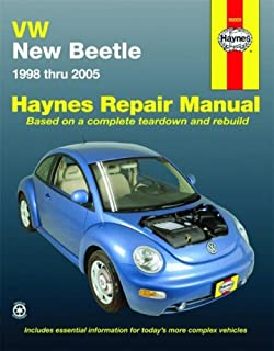 Volkswagen new beetle 1998 2005 chiltons total car care bob vw new beetle 1998 thru 2005 haynes repair manual fandeluxe Image collections