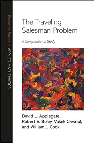 The Traveling Salesman Problem A Computational Study Pdf