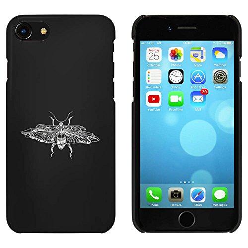 Noir 'Coléoptères' étui / housse pour iPhone 7 (MC00064955)