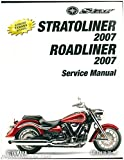 LIT-11616-20-40 2007 Yamaha XV19 Road Liner and Stratoliner Service Manual