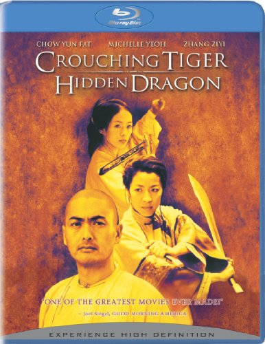Blu-ray : Crouching Tiger, Hidden Dragon (Widescreen, Dubbed, Dolby, AC-3, )