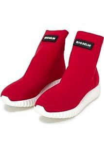 Gioselin Scarpa Donna Sneakers Light 230 Rosso 36 Rosso  Amazon.it ... dd6c122a1d9