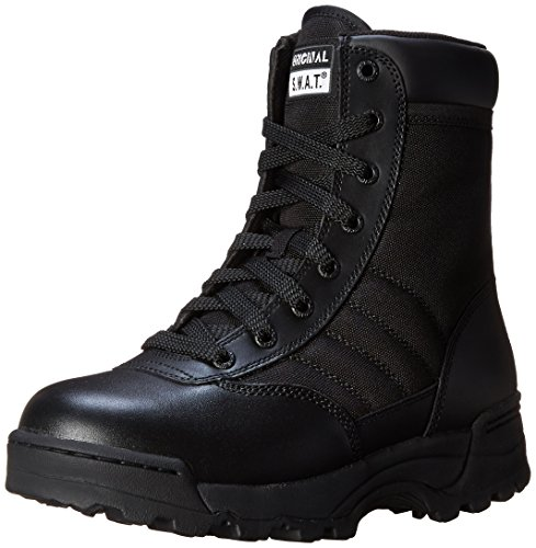 Original S.W.A.T. Classic 9in. Side Zip Ladies Tactical Boot