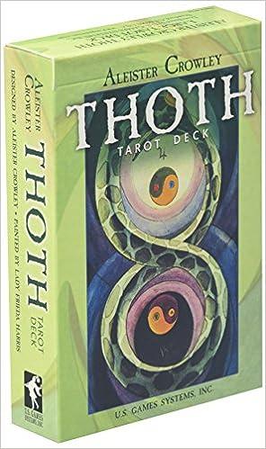 Tarot de Thoth par Aleister Crowley