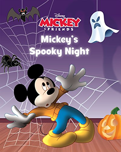 Disney Mickey's Spooky Night (Mickey & Friends)]()