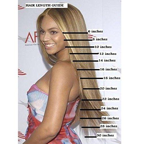 18 inch hair length