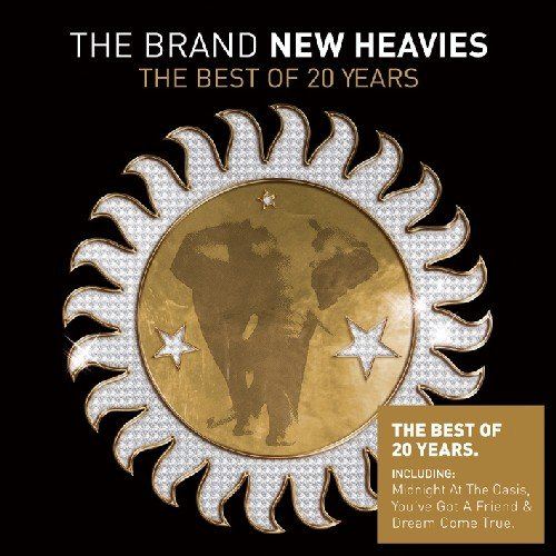 Brand New Heavies - The Best Of 20 Years - Brand New Heavies - Zortam Music