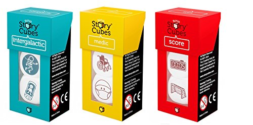 Rory Story Cubes Bundle Dice