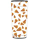 MightySkins Skin For OtterBox Elevation Tumbler 20 oz - Body By Pizza | Protective, Durable, and Unique Vinyl Decal wrap cover | Easy To Apply, Remove, and Change Styles | Made in the USA