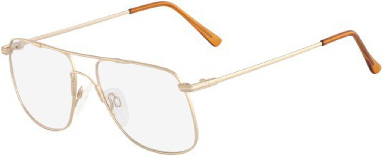 Flexon Autoflex 10 Eyeglasses 870 Natural Demo 57 16 140