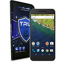 TRUGLASS 0.3mm Tempered Glass Screen Protectors for Huawei Nexus 6P-Retail Packaging