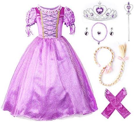 JerrisApparel Princess Rapunzel Party Costume product image
