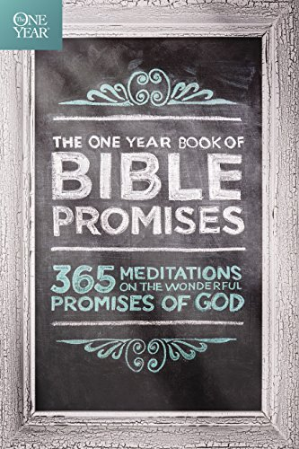 Bible Promises: 365 Meditations on the Wonderful Promises of God (Bell Gods)