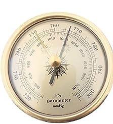 Ajax Scientific Dual Aneroid Barometer D...