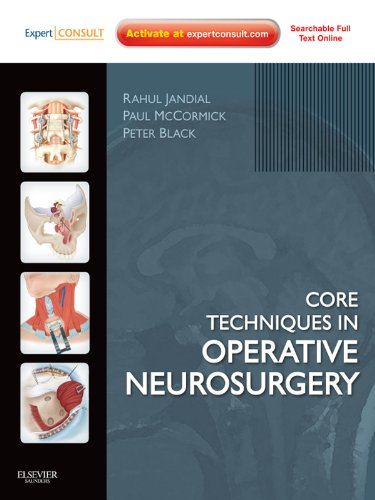 Core Techniques in Operative Neurosurgery: Expert Consult - Online Pdf