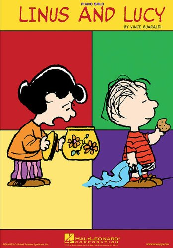 Linus and Lucy (Sheet Music)