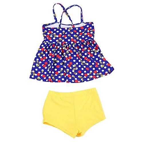 Jocolate (ジョコレ?ト) 수영복 여 아 키즈 여 아 독립 2 점 세트 タンキニ + 반바지 / Jocolate Swimsuit Girls Kids Girl Separate 2 Pieces Set Tankini + Shorts