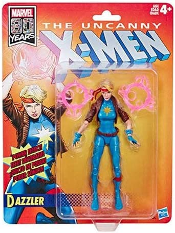 Marvel Legends Iceman X-Men Retro Wave 1 Action Figure 6-Inch IN STOCK *NEW*
