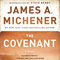 The Covenant: A Novel Audiobook by James A. Michener Narrated by Larry McKeever