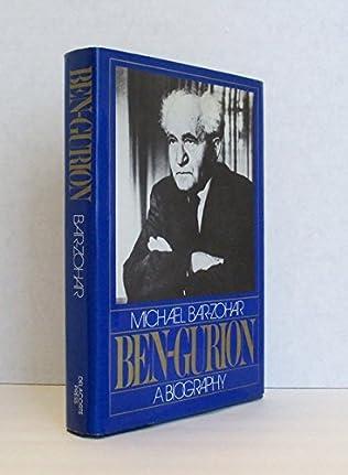 book cover of Ben-gurion