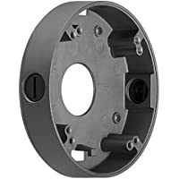 CMPLE CCTV Mounting Junction Box Will Fit Most Varifocal Cameras - Dark Gray