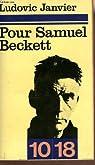 Pour Samuel Beckett par Ludovic