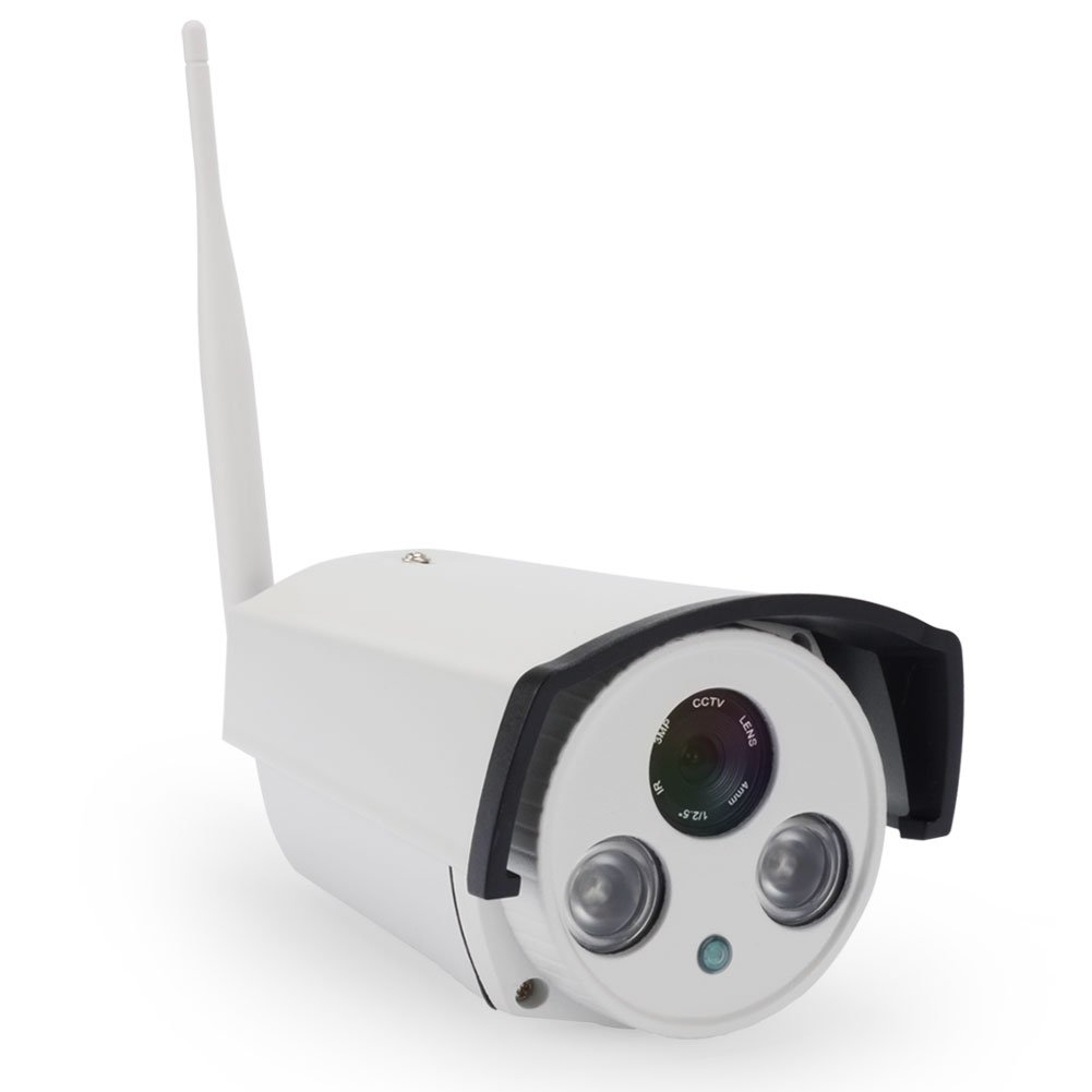 Amazon.com : IdeaNext Bullet Camera, 720P Outdoor IP Security ...