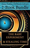 Front cover for the book The Baby Experiment by Anne Dublin