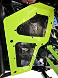 Can-Am Maverick Turbo Under Hood Panels - Manta Green