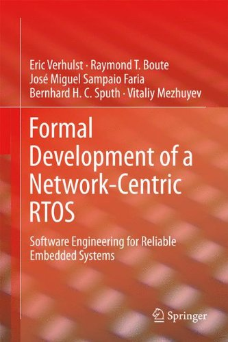 Formal Development of a Network-Centric RTOS: Software Engineering for Reliable Embedded Systems