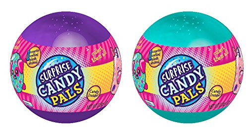 Surprise Candy Pals - Series 1 Lot of 2