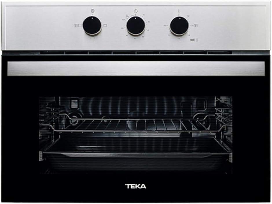 Teka HBC 535 - Horno (Medio, Horno eléctrico, 48 L, 2593 W, 48 L, 1400 W)