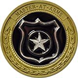 us navy master at arms - Navy Master-At-Arms Challenge Coin