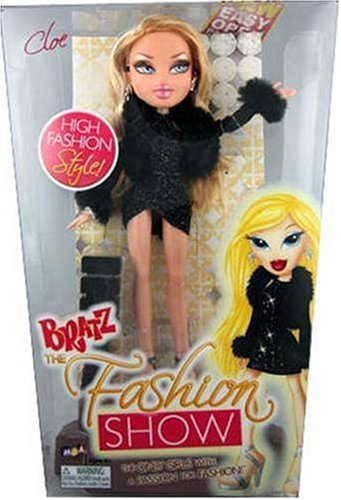 amazon com bratz doll cloe fashion show new toys games