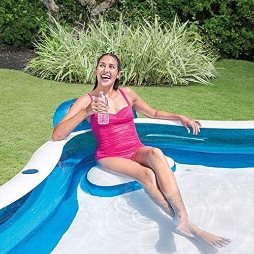 裏庭、屋内&屋外用の高品質なインフレータブルバスタブ、ファミリー水泳センター水族館インフレータブルプールファミリーインフレータブル緊縛プールファミリーファンラウンジプール、