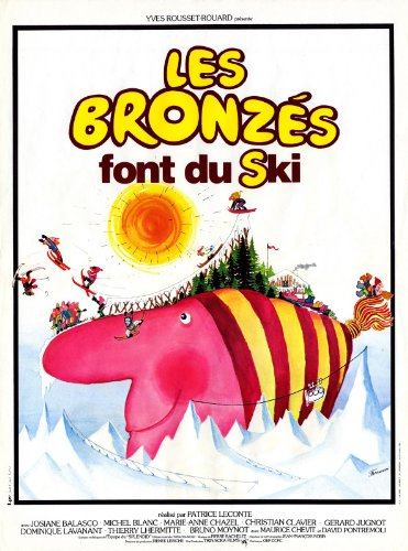 Les Bronzes font du ski (English (Bronze Ski)
