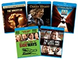 Fox Searchlight Powerful Performances Bundle (The Wrestler, Last King of Scotland, Crazy Heart, 127 Hours, and Sideways) [Blu-ray]
