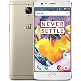 Oneplus 3T Gold 6G RAM 64GB ROM Oneplus Three T 4G LTE Dual Sim Android 6.0 Quad Core 2.2GHz 5.5 inch FHD 8+16MP
