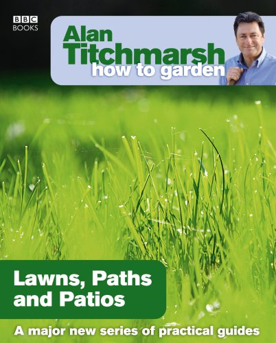 Cheap  Alan Titchmarsh How to Garden: Lawns Paths and Patios